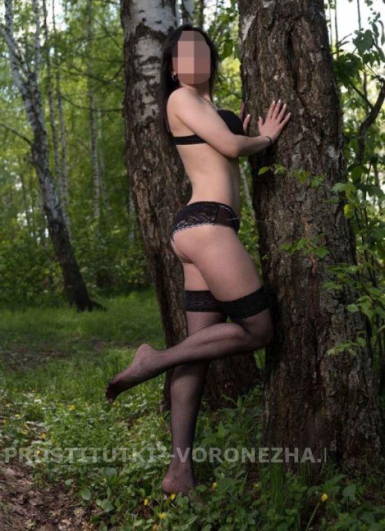 проститутка Виолетта, 20, Воронеж