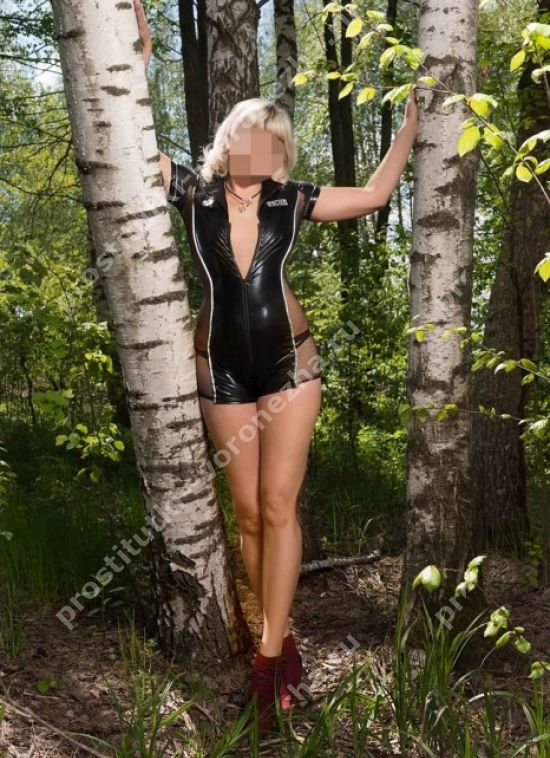 проститутка Госпожа Надин, 24, Воронеж