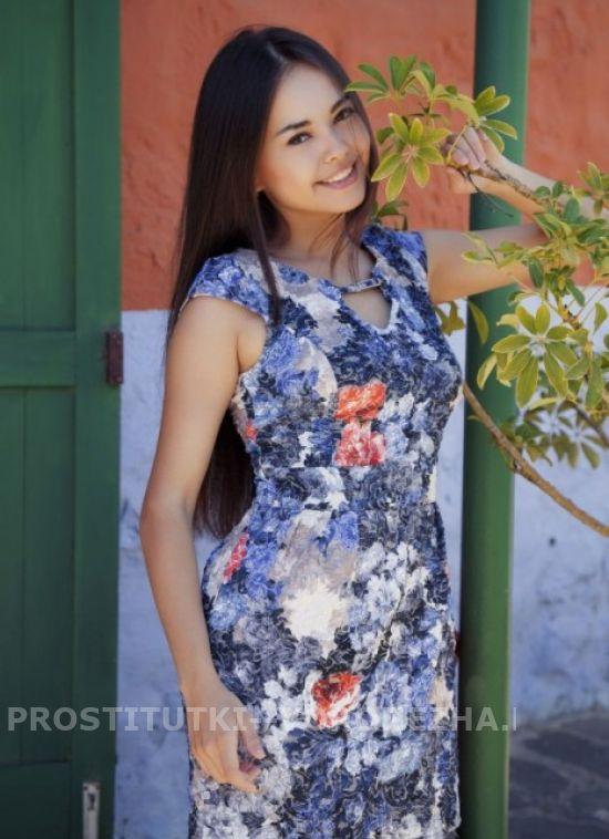 проститутка Илиана, 24, Воронеж