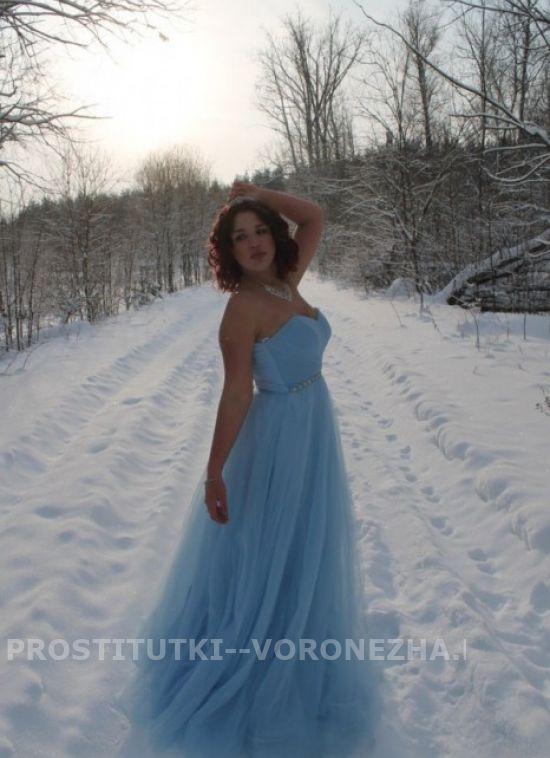 проститутка Иона, 22, Воронеж